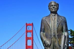 Lessons in WHS from Joseph Strauss and the Golden Gate Bridge