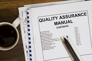 Quality Assurance for House Builders