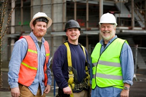 Boosting Morale Amongst Construction Workers
